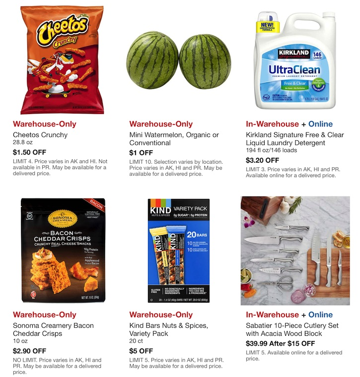 Costco Hot Buys Sale- June 13 - 21, 2020. Page 2