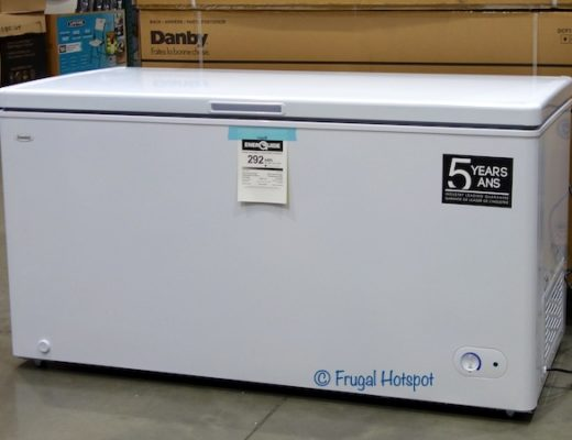 Danby Chest Freezer 14.5 Cu. Ft. Costco Display