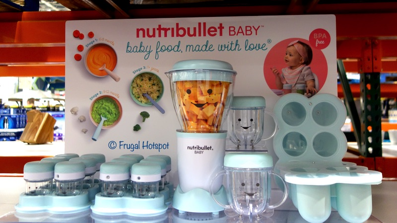 Nutribullet Baby Costco Display