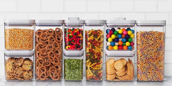 OXO SoftWorks POP Container Set 9-Piece Costco