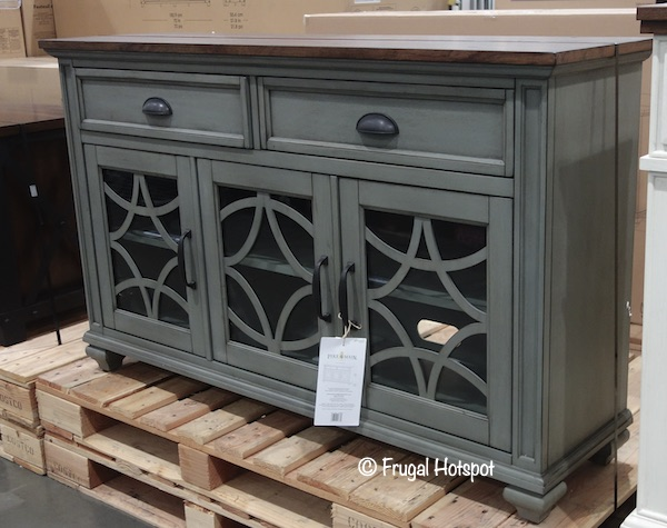 Pike & Main Ginny 55 Accent Console Costco Display