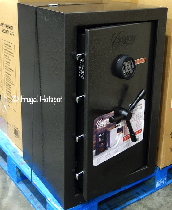 Cannon Landmark 6.7 Cu Ft Fireproof Security Safe Costco Display