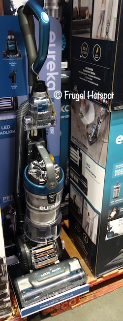 Eureka FloorRover Elite Vacuum Costco Display
