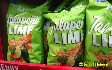 Late July Jalapeno Lime Tortilla Chips 24 oz Costco