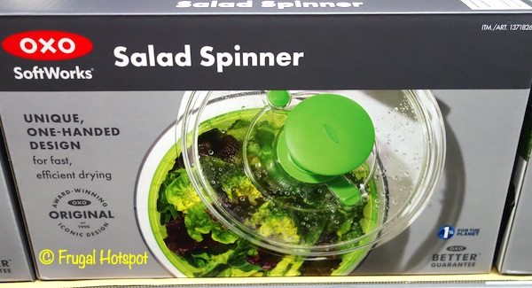 OXO Softworks Salad Spinner Costco