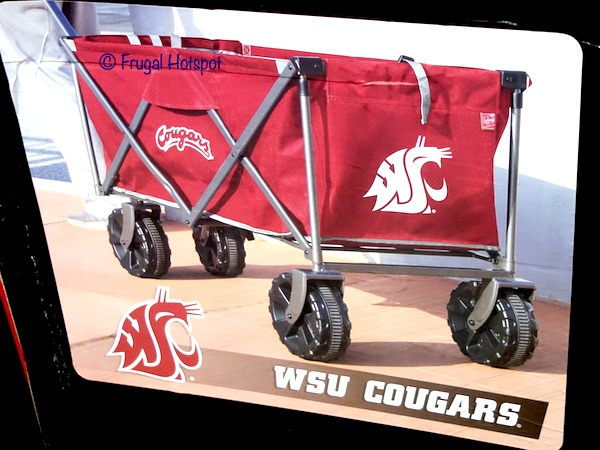 Rawlings NCAA Hauler Wagon WSU Cougars Costco