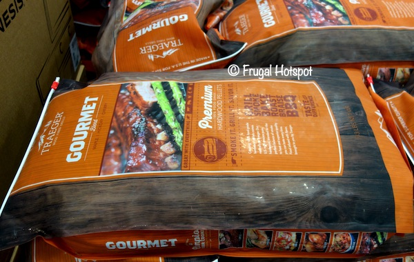 Traeger Gourmet Blend Fuel Pellets 33-lbs Costco