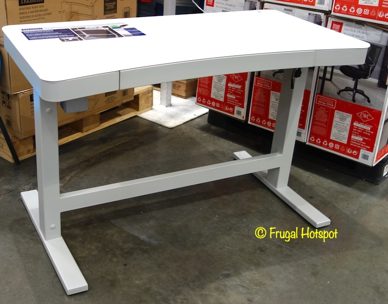Tresanti Adjustable Height Desk 2020 Costco Display