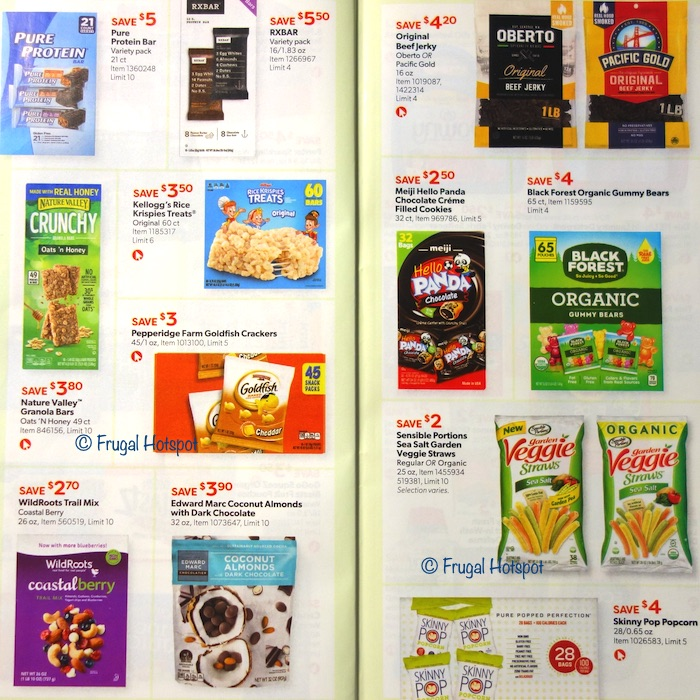 Costco Coupon Book AUGUST 2020 Page 14, Page 15