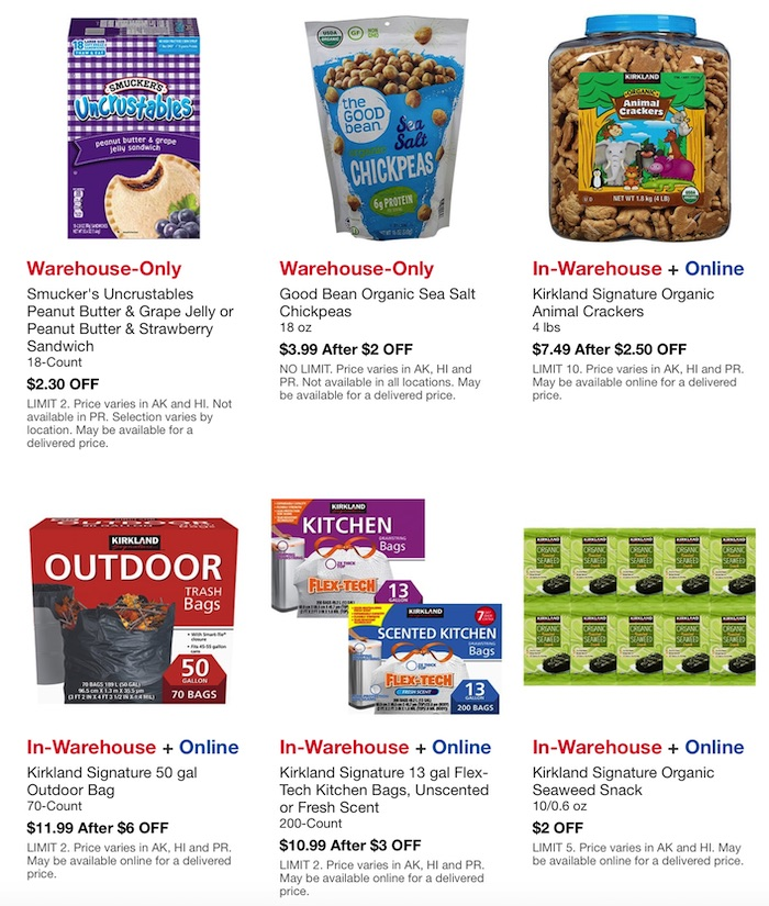 Costco Hot Buys August 2020 Page 2
