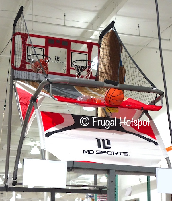 MD Sports EZ Fold Arcade Basketball Game | Costco Display