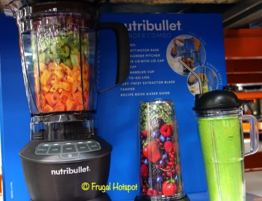 Nutribullet Blender Combo Costco Display