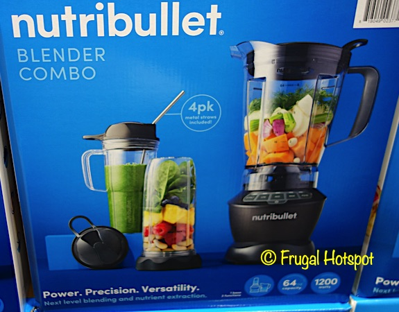 Nutribullet Blender Combo Costco