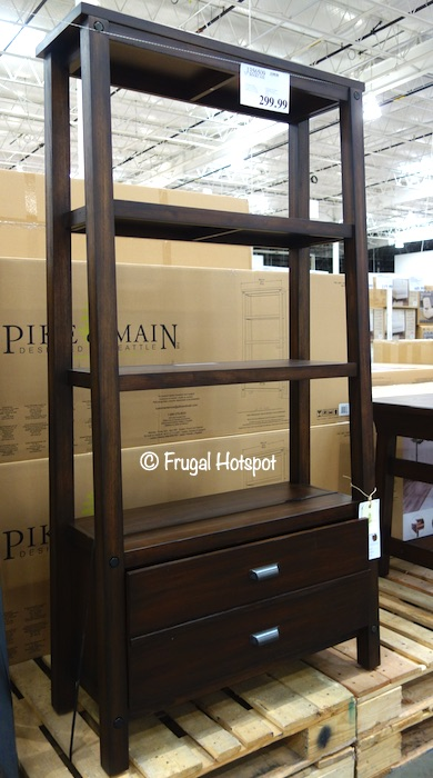 Pike and Main 72 Bookcase Costco Display