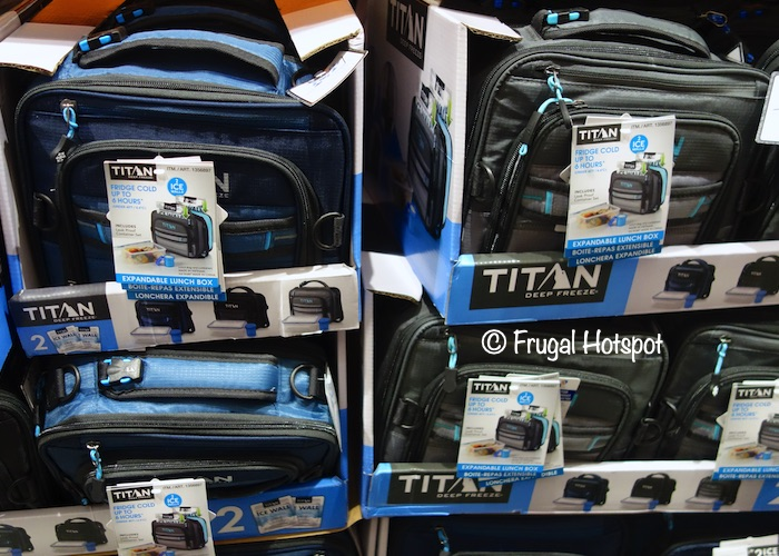 Titan Ultra Expandable Lunch Cooler Costco