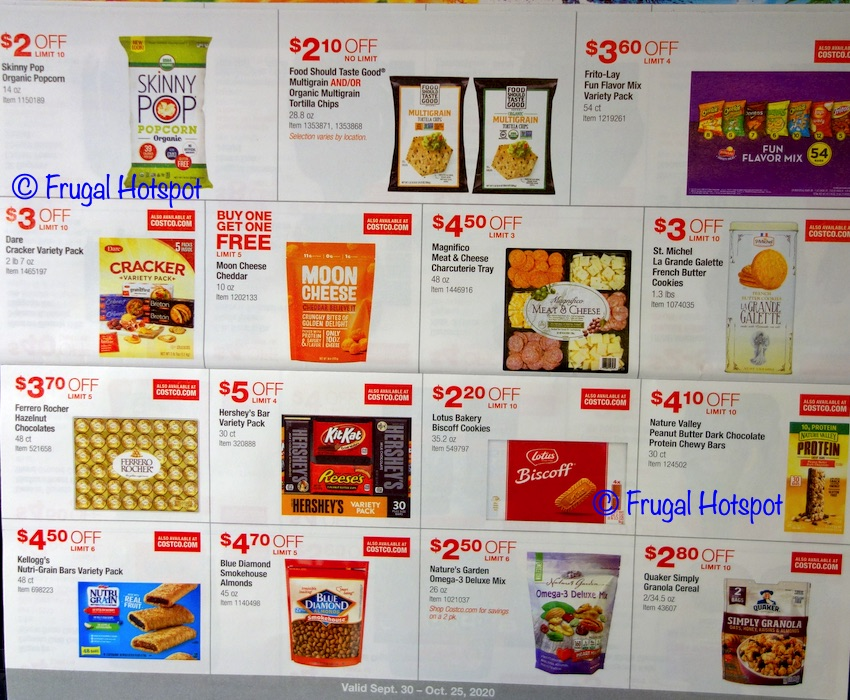 Costco OCTOBER 2020 Coupon Book | Page 7