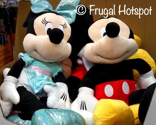 Disney Minnie Mickey 36 Jumbo Plush | Costco