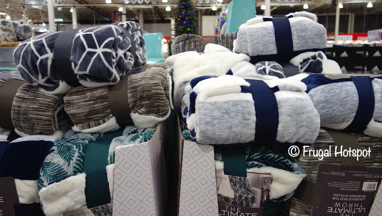 Life Comfort The Ultimate Throw | Costco