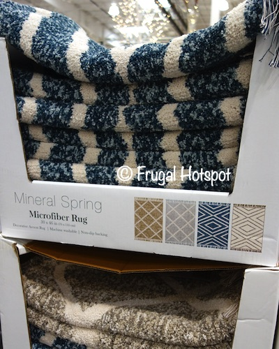 Mineral Spring Accent Rug | Costco