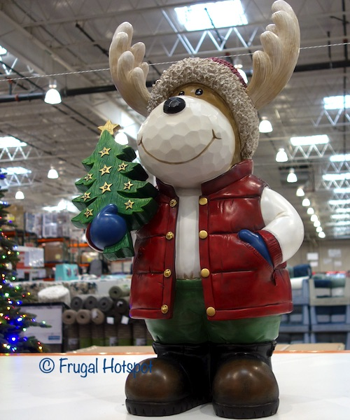 Moose Greeter with Christmas Tree 2020 | Costco