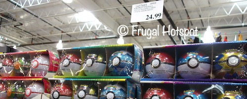 Pokemon Pokeball Tins and Trading Cards | Costco