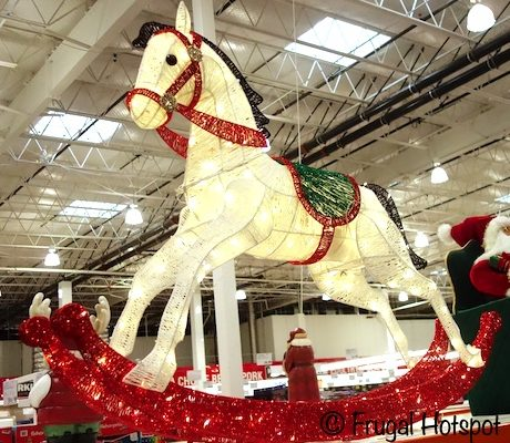 Rocking Horse | Costco Display