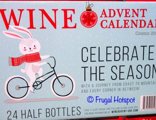 Wine Advent Calendar 24 Half Bottles | Costco 2020