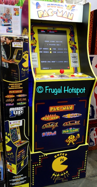 Arcade 1 Up Pac Man Game | Costco Display