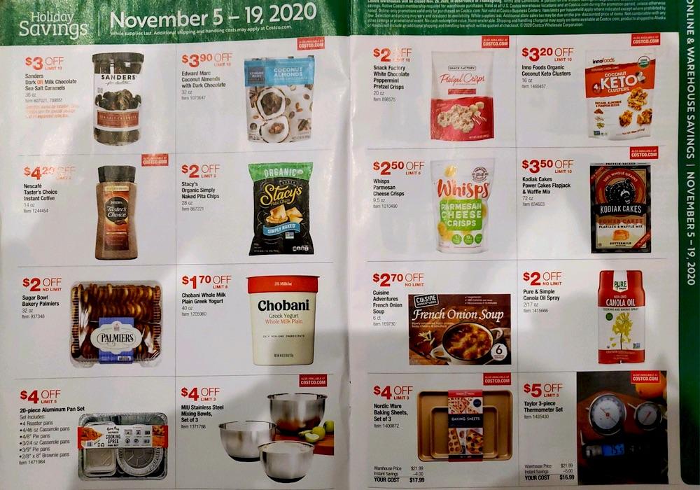 Costco Holiday Savings Coupon Book | November 2020 | Page 2