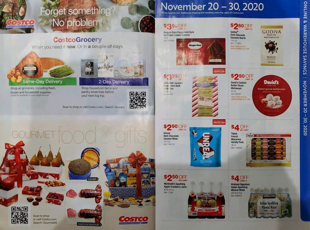 Costco Holiday Savings Coupon Book | November 2020 | Page 6