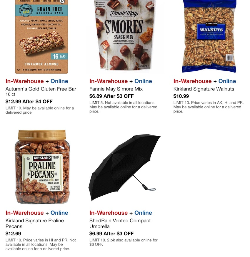 Costco Hot Buys Sale OCtober 2020 P5