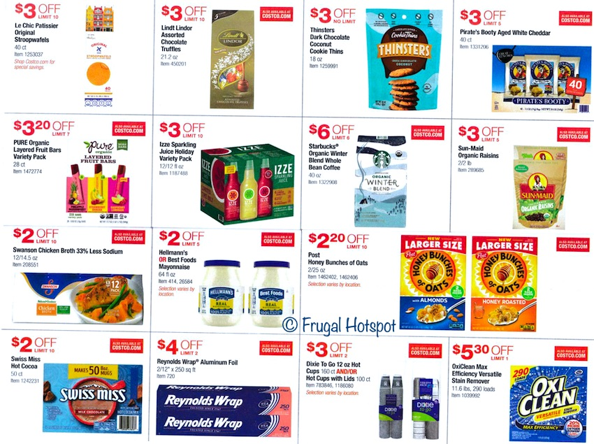 Costco NOVEMBER 2020 Coupon Book Page 7