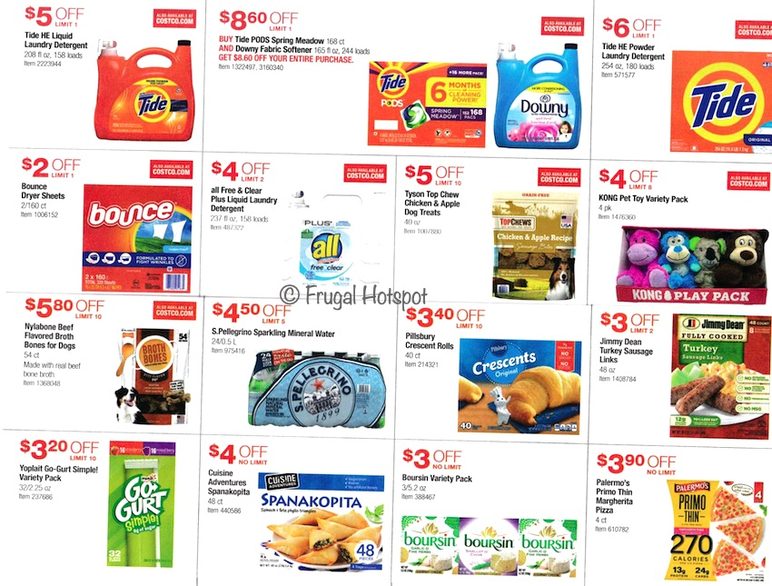 Costco NOVEMBER 2020 Coupon Book Page 8