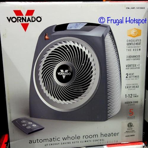 Vornado Whole Room Heater   Costco