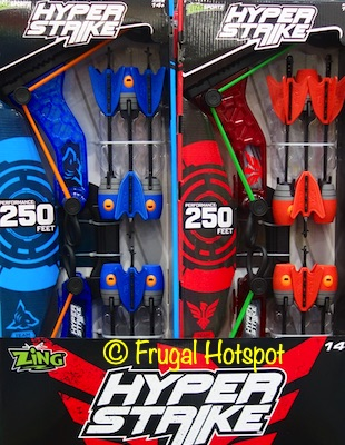 Zing Hyper Strike Bow and Arrows | Costco