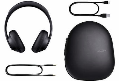 Bose Noise Cancelling 700 Wireless Headphones and Charging Case | Costco