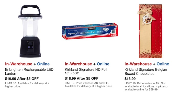 Costco Hot Buys Sale November 2020 Page 6