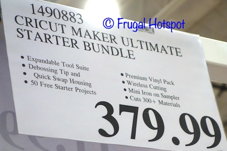 Cricut Maker | Costco Price
