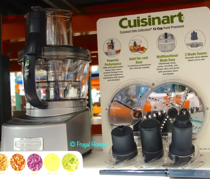 Cuisinart 12-Cup Food Processor | Costco Display