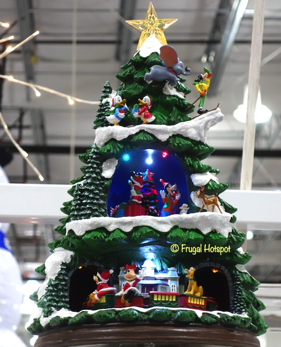 Disney Animated Tree Christmas Display | Costco