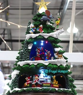 Disney Animated Tree with Lights Music | Costco Display