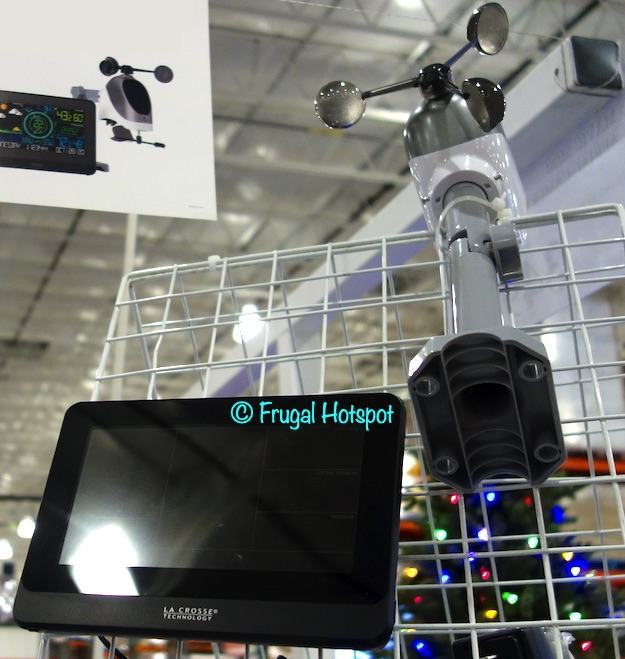 La Crosse Wind Weather Station | Costco Display