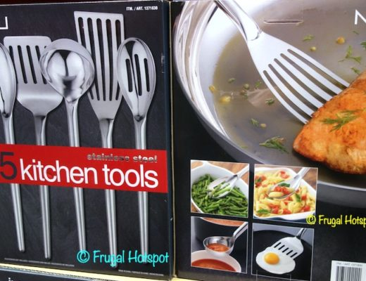 Miu Stainless Steel Kitchen Tools   Costco