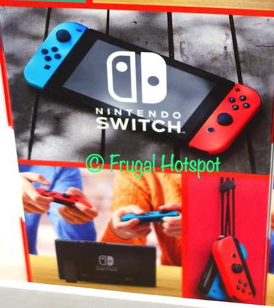 Nintendo Switch Bundle at Costco