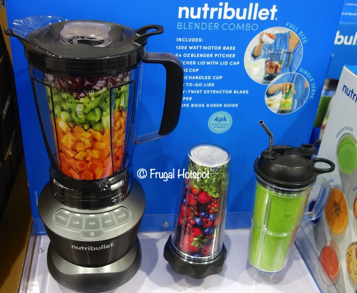 Nutribullet Blender Combo | Costco Display
