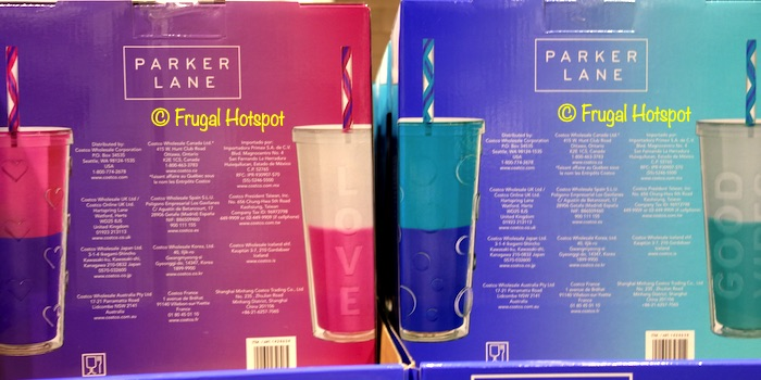 Parker Lane Color Changing Tumblers | Costco