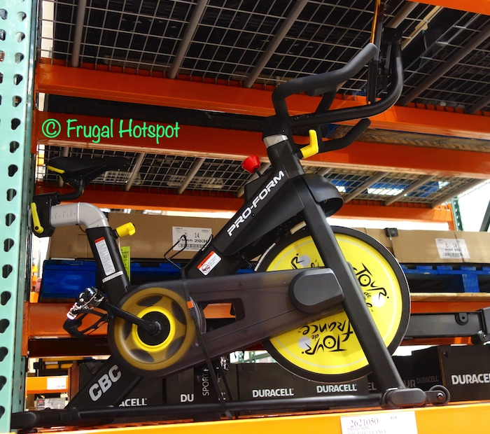 Pro-Form Tour De France CBC Smart Indoor Cycle | Costco Display