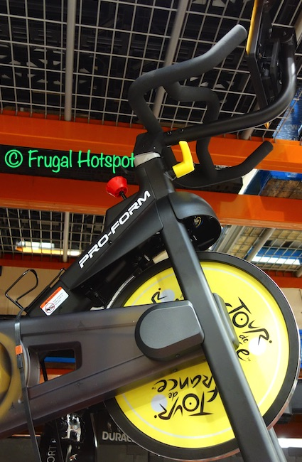 Pro-Form Tour De France CBC Smart Indoor Cycle Front | Costco Display
