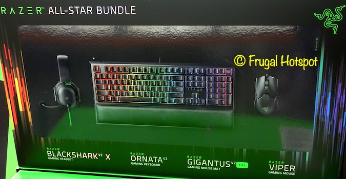 Razer All-Star Gaming Bundle | Costco