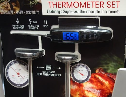 Taylor 3-Pc Kitchen Thermometer Set   Costco